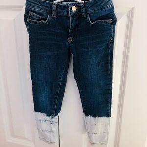 Zara Dye Jeans, size 5